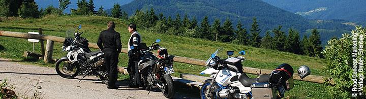 Motorradstrasse – Ein absolutes MUSS in jedem Bikerleben