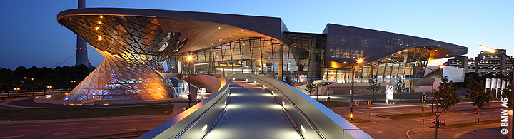 BMW Welt und BMW Museum