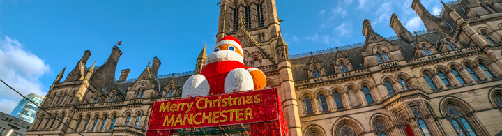 Manchester - Christmas Shopping