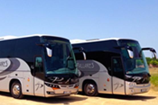 Stadtrundfahrt mit Bus