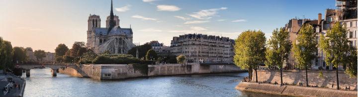 Paris und seine Inseln