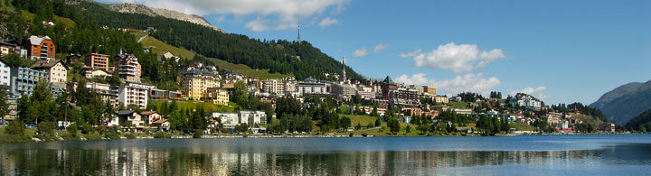 Dorfführung St. Moritz