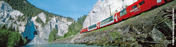 de Brigue à St. Moritz
