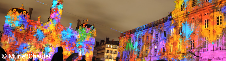 Lyon - Lichterfest 06. - 09.12.18