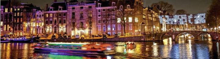 Amsterdam - Lichterfest 30.11.18 - 21.01.19