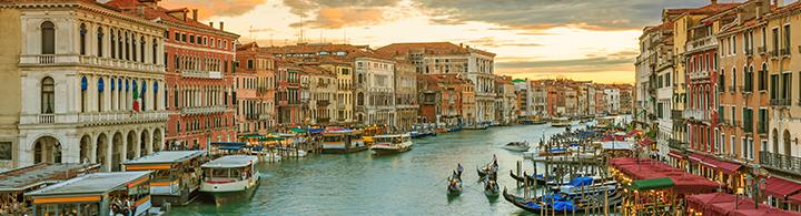 Städtereise Venedig
