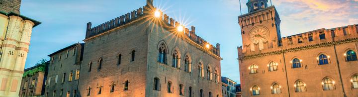 Städtereise Bologna