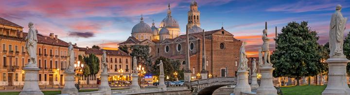 Städtereise Padua