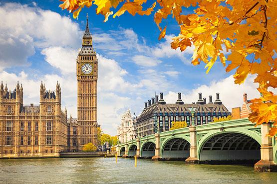 Weitere Pauschalreisen nach London