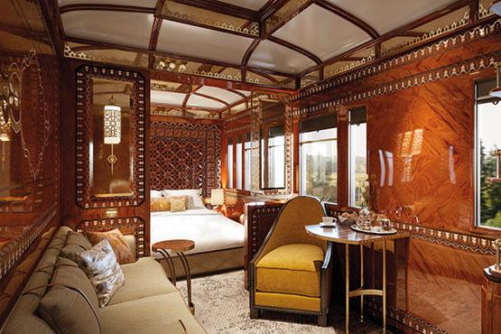 Cabine Grand Suite, le luxe suprême