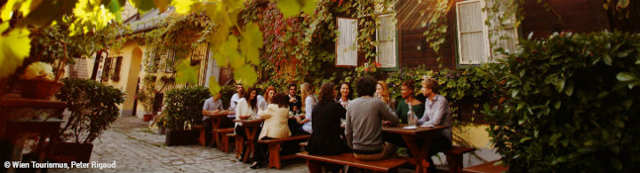 Vienne, le vin et les Heuriger