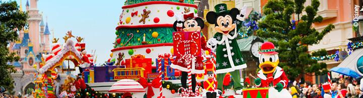 Disney's Märchenhafte Weihnachtszeit