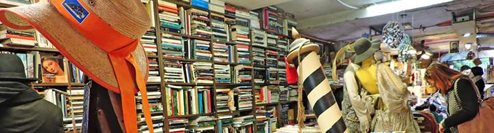 Libreria aqua alta – Messie-Syndrom oder Bücherliebe