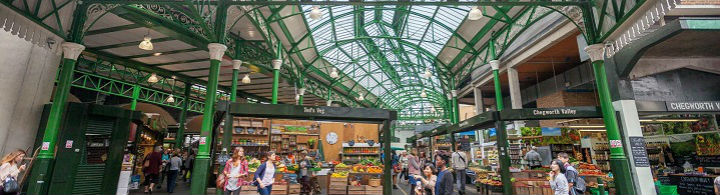 Borough market, si cher aux londoniens