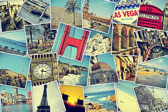 Plus de destinations préférées