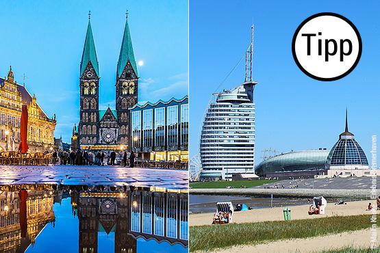 1'200 Jahre Weltoffenheit prägen Bremen