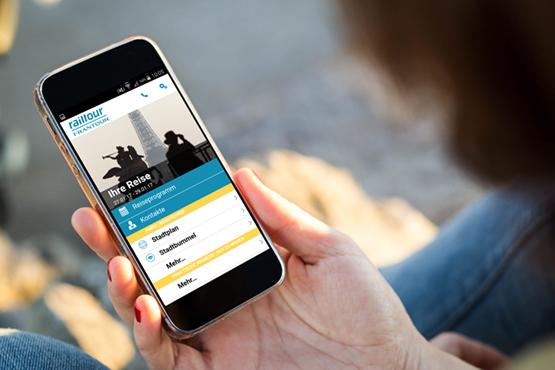 Reise app «My Travel Guide»
