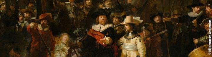 Rembrandt und das Goldene Holländische Zeitalter