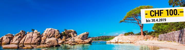 Korsika mit dem Zug