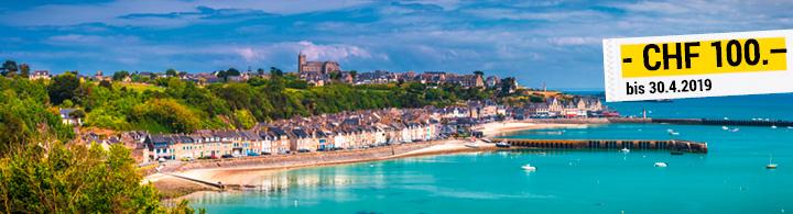 Bretagne Rundreise