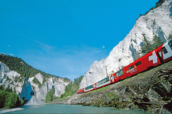 Grand Train Tour – «Classic» inkl. Jungfraujoch