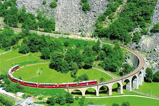 Grand Train Tour – histoires d'eau