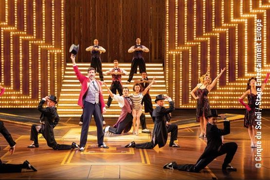 Cirque Soleil Paramour – Das Musical