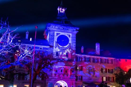 Murten Lichtfestival