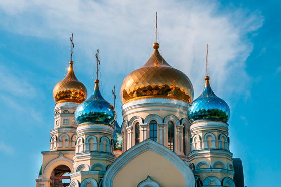 Moskau – Vladivostok