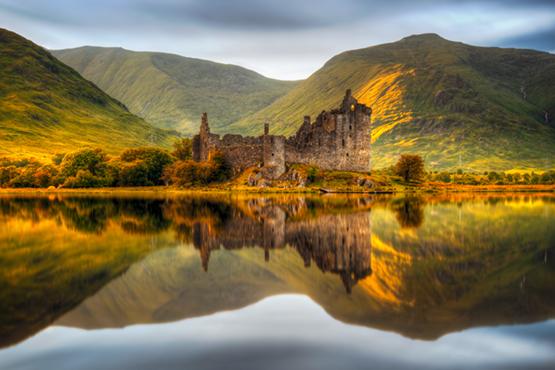 Grosse Highland-Tour