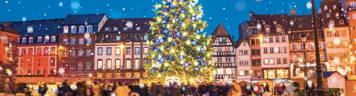 Strassburg im Advent