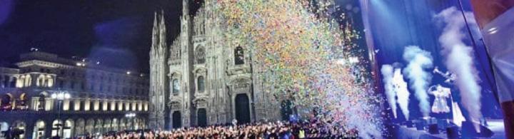 Mailand Capodanno