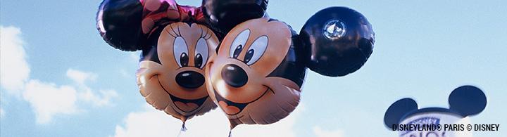 Das Disneyland® Paris wird 25