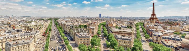Paris mit dem neuen TGV Lyria Doppelstockzug