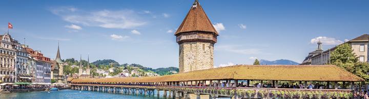 Luzern  –  im Herz der Innerschweiz