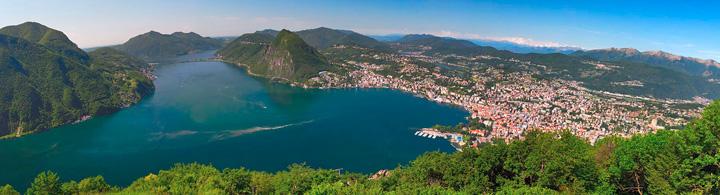 Lugano – Elegantes Tessiner Seefeeling