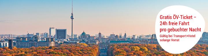 Berlin – Goldener Herbsttrip