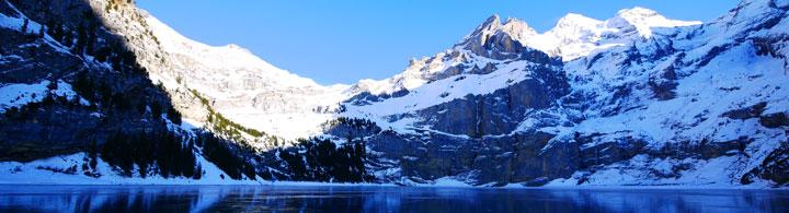Kandersteg - Eiswunder Oeschinensee