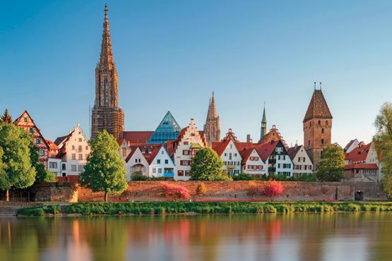Ulm – </br>Kirchenturm der Superlative