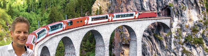 Mike's Tipp: Glacier Express