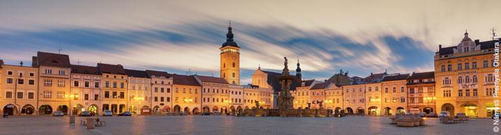 Städteperlen der Tschechischen Republik