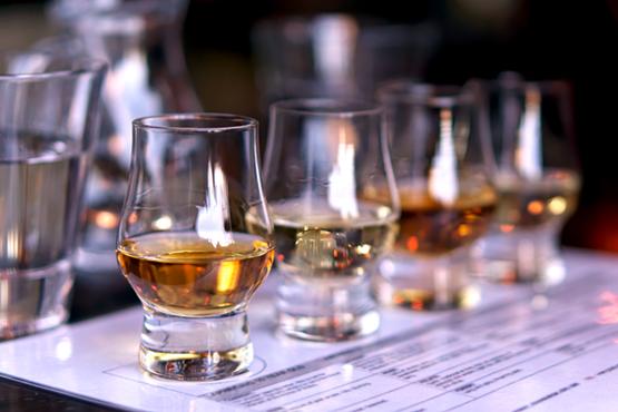 Whisky-Reise