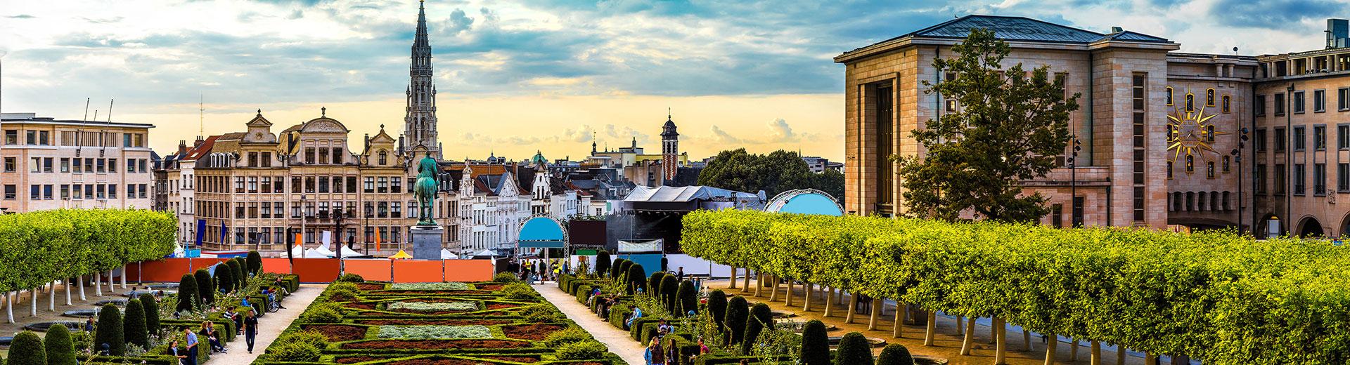 Städtereise Brüssel