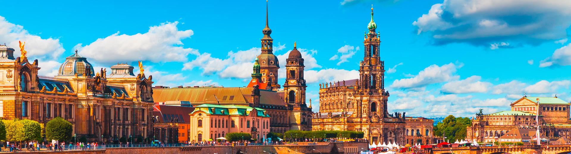 Escapade à Dresde