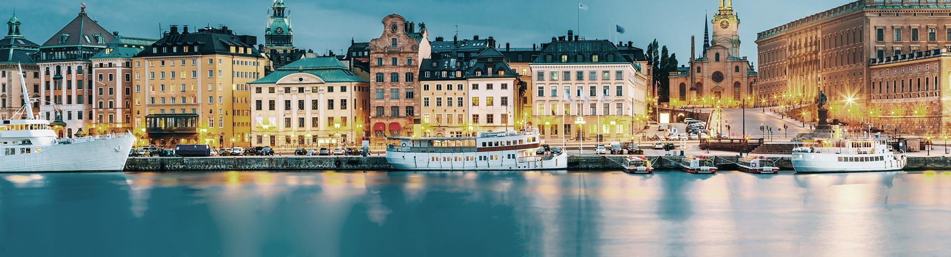 Städtereise Stockholm