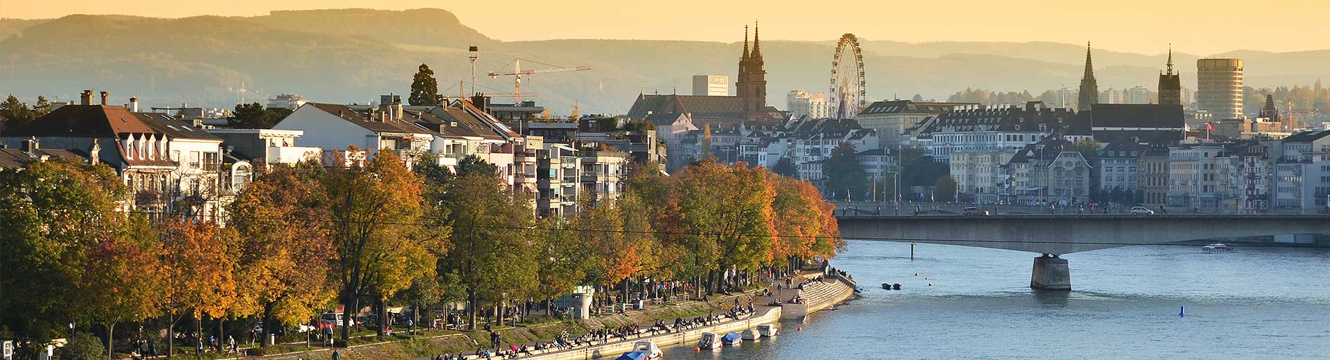 Städtereise Basel
