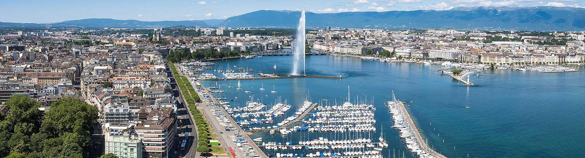 Städtereise Genf