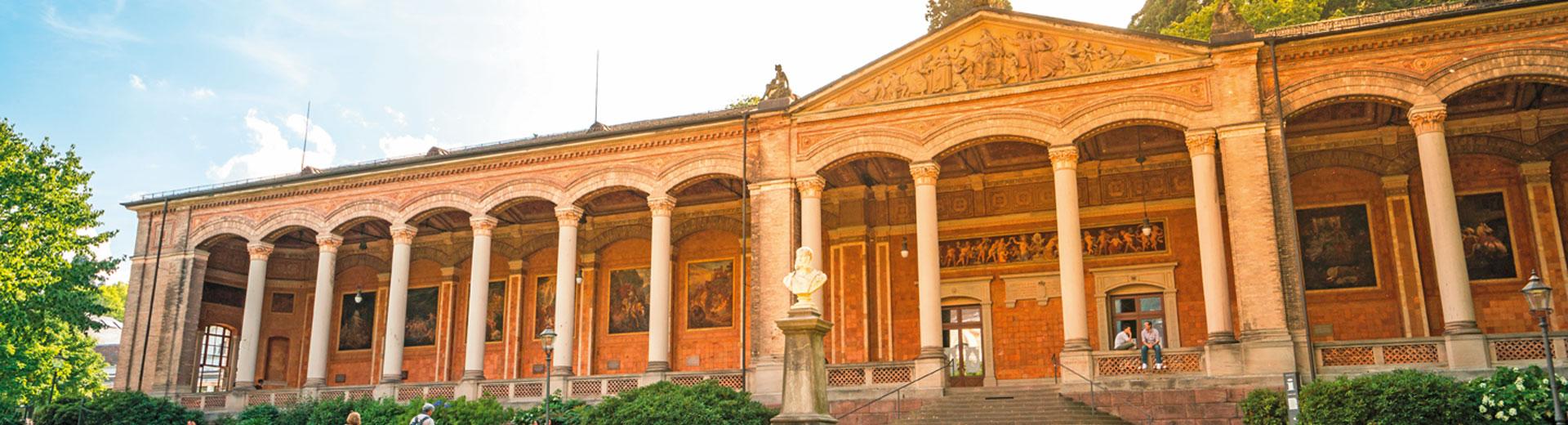 Städtereise Baden-Baden