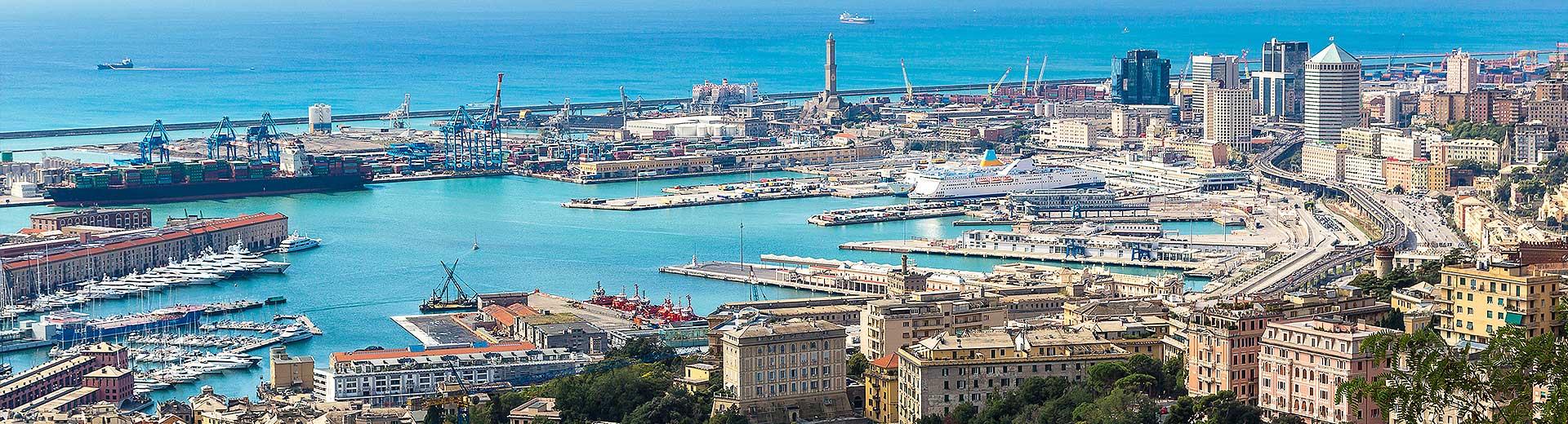 Städtereise Genua