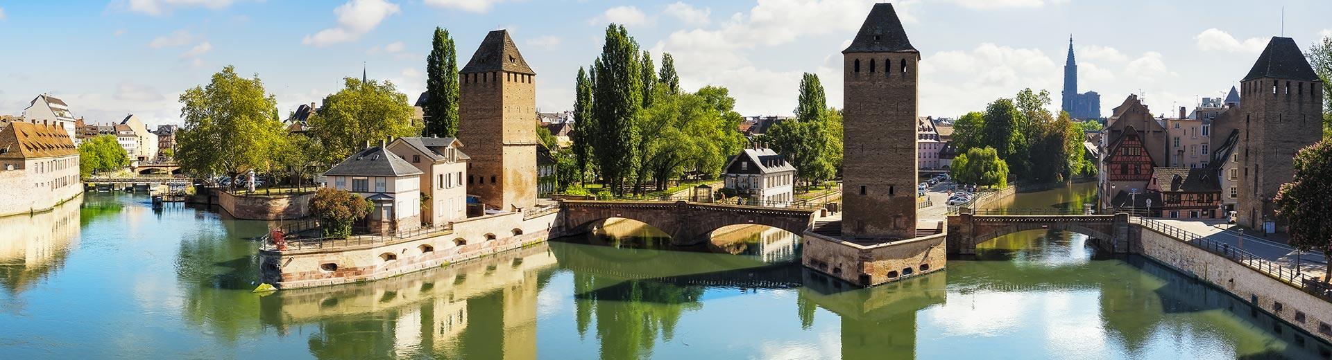 Städtereise Strassburg